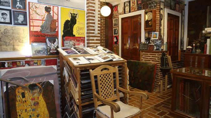 Arte cine xxi la tienda de madrid donde encontrar s todos los posters de cine laminas de arte - Mejores tiendas decoracion madrid ...